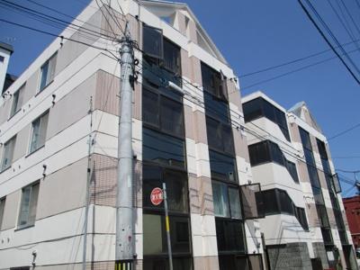 【外観】ベルヴィコートS4