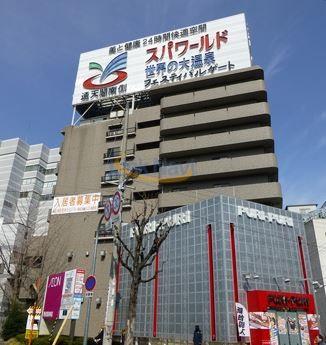 【外観】阪神ハイグレードマンション15番館