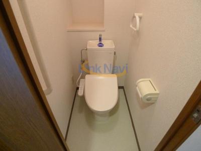【トイレ】阪神ハイグレードマンション15番館