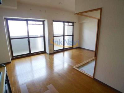 【居間・リビング】阪神ハイグレードマンション15番館
