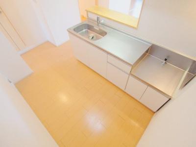【キッチン】グレイス スクエア B棟