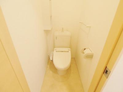 【トイレ】グレイス スクエア B棟