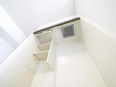 エレベーター付きで上階でも楽々。