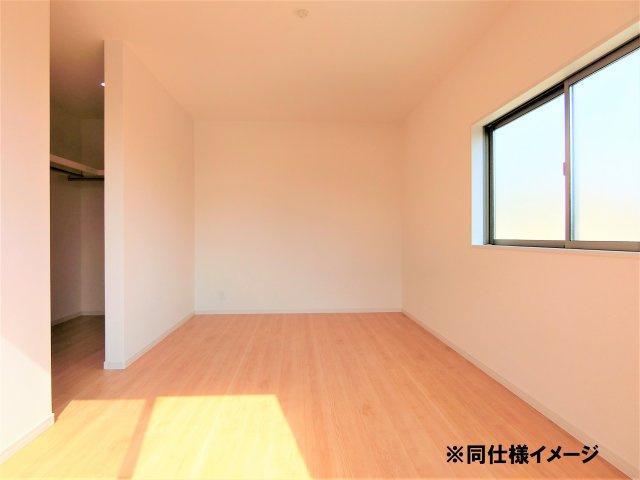 【内観:施工例】大和高田市磯野町第1 新築(全3棟)2号棟