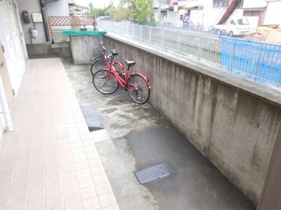 【駐車場】フルーレ高槻