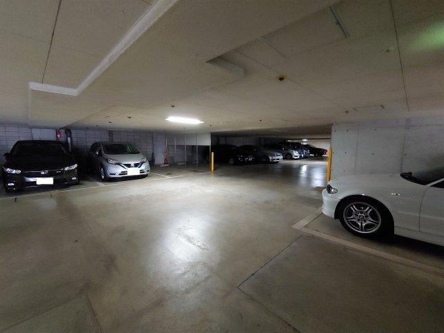 【駐車場】ガーデンハウス宮前平ヒルトップステージ