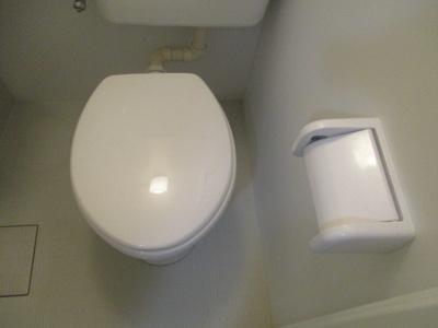 【トイレ】ハイツ天下茶家
