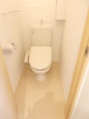 【トイレ】イーストヒルⅣ