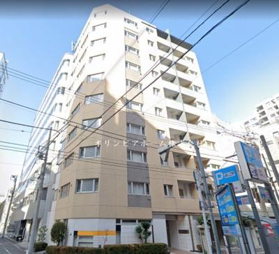 【外観】アスコットパーク日本橋浜町 7階 角 部屋 リ ノベーション済