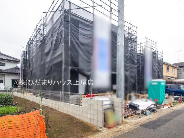 【外観】蓮田市藤ノ木 第2 新築一戸建て クレイドルガーデン 03