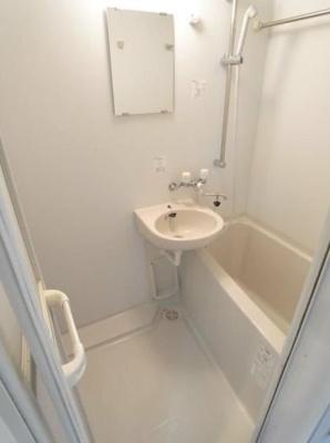 【浴室】プレール・ドゥーク錦糸町Ⅱ