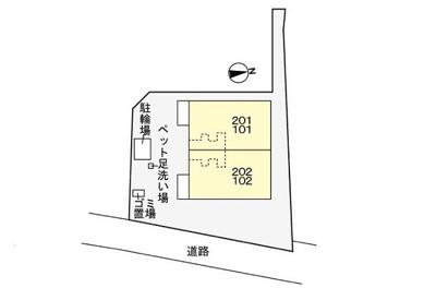 【駐車場】サンライズMⅡ