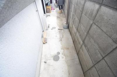 【バルコニー】木戸山町貸家