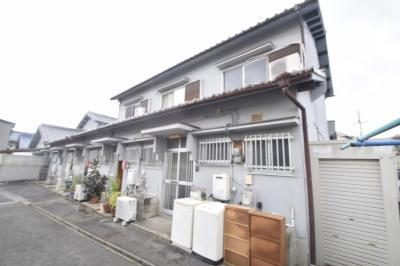 【外観】木戸山町貸家