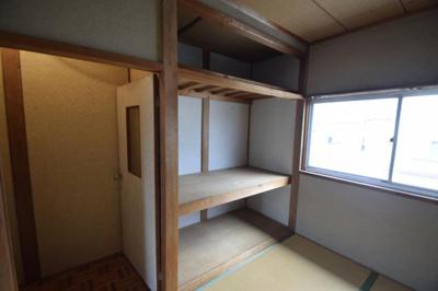 【収納】木戸山町貸家