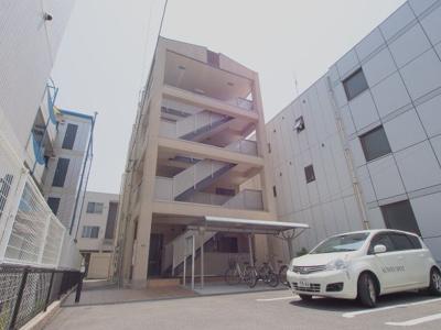 【外観】ジェントリー山本