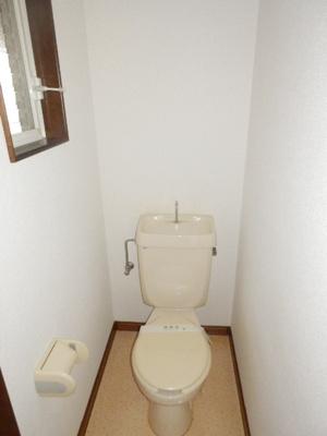 【トイレ】カーサひだまりB