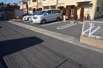 【駐車場】brisa despacioⅡ