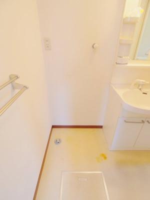 【洗面所】ウィンド ハウス A棟