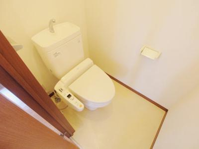 【トイレ】ウィンド ハウス A棟