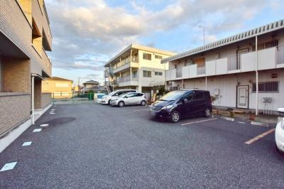 【駐車場】カサ フェンテB