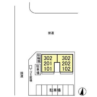 【区画図】カサ フェンテB