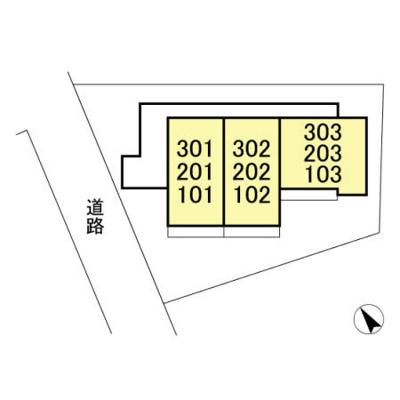 【区画図】小泉コーポラス