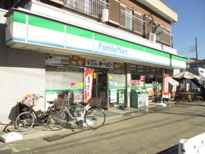 ファミリーマート松戸東店(128m)