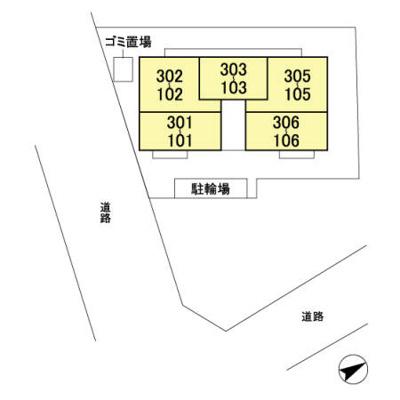 【区画図】ANNEX〔アネックス〕