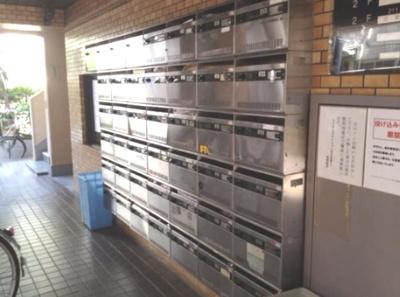 【設備】ライオンズマンション太子堂第2 南向き 室内洗濯機置場 光ファイバー