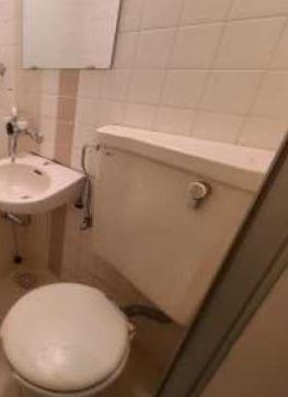 【トイレ】ライオンズマンション太子堂第2 南向き 室内洗濯機置場 光ファイバー