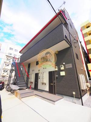 「東神奈川駅」徒歩圏内の築浅2階建て賃貸アパート♪