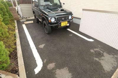 【駐車場】ミカサハウス