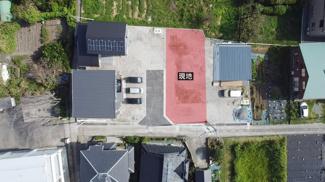 【土地図】春山町4区画分譲 春山小学校隣接