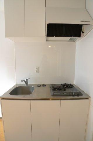 シンプルで使いやすいキッチンです
