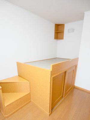 【寝室】レオパレスコンフォート東野