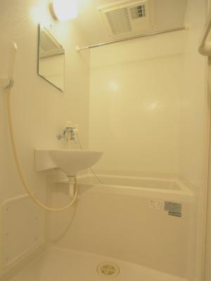 【浴室】レオパレスコンフォート東野
