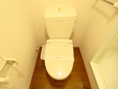 【トイレ】レオパレスコンフォート東野