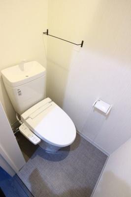 【トイレ】グルーブメゾン歌敷山