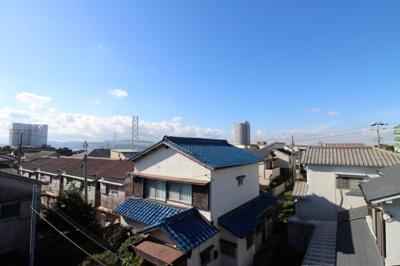 【展望】グルーブメゾン歌敷山