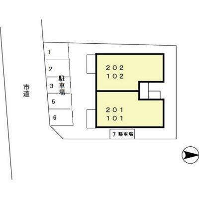 【区画図】パーク・レジデンス