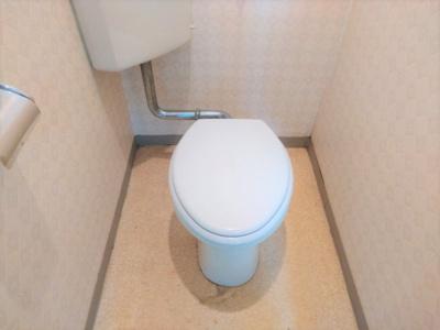 【トイレ】マンションリバー