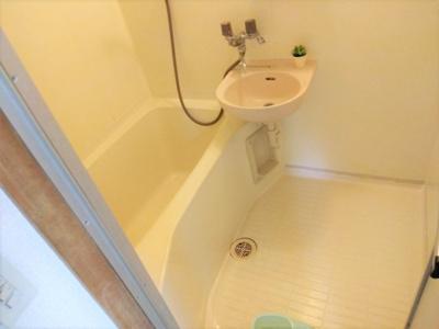 【浴室】マンションリバー