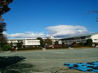 榛東村立北小学校まで2100m