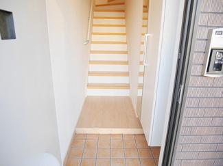 【玄関】ポラリス・ハウス B