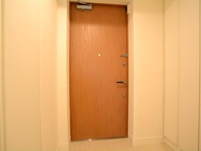 【玄関】麻布十番スクエアレジデンス