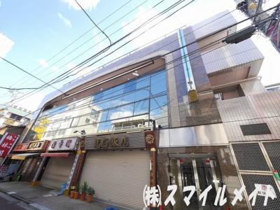 横浜中華街に立地・耐震に優れた構造の鉄筋コンクリート造