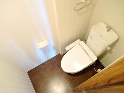 【トイレ】グランブルー高槻