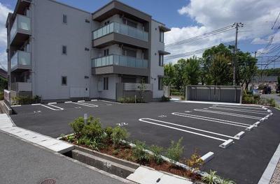【駐車場】グランシャリオ西神戸