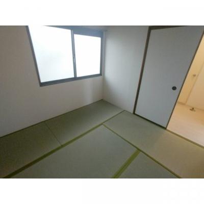 【居間・リビング】ハイツカテリーナⅠ号棟